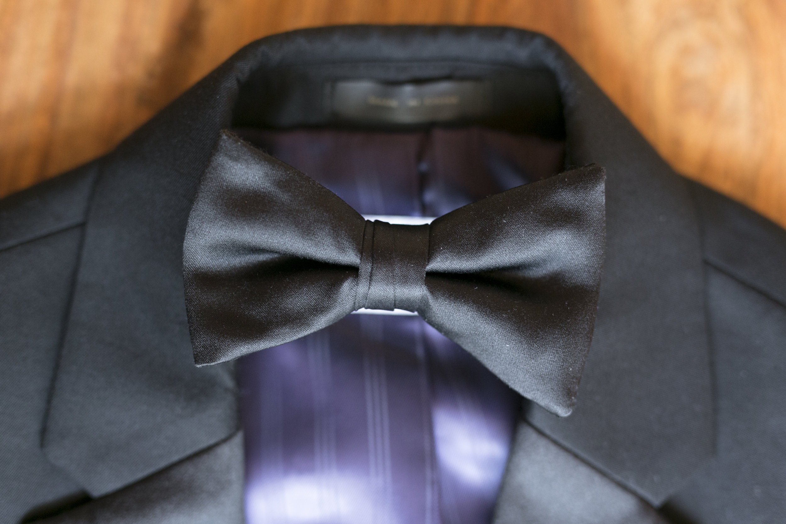 Groom Tux - A Romantic Bel Air Bay Club Ocean-View Wedding - Southern California Wedding - Kevin Dinh Photography