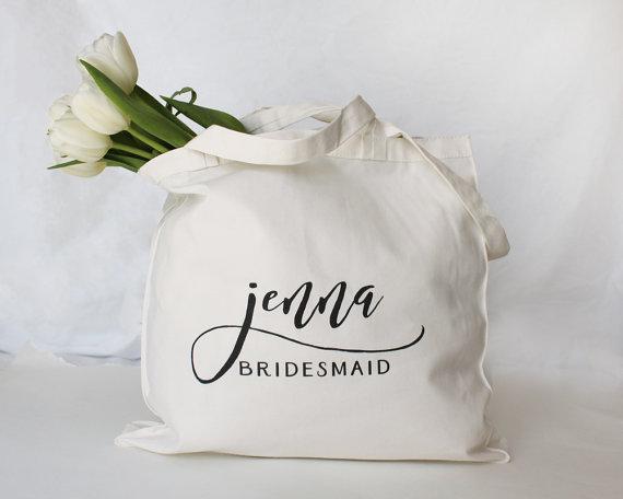 16 Bridesmaid Bags Bridal Party Gifts