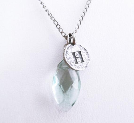 Bridesmaid Gift Idea Custom Jewelry