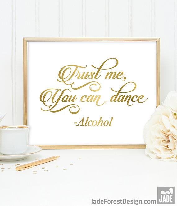 Unique Summer Wedding Signs 25 - funny wedding bar signs