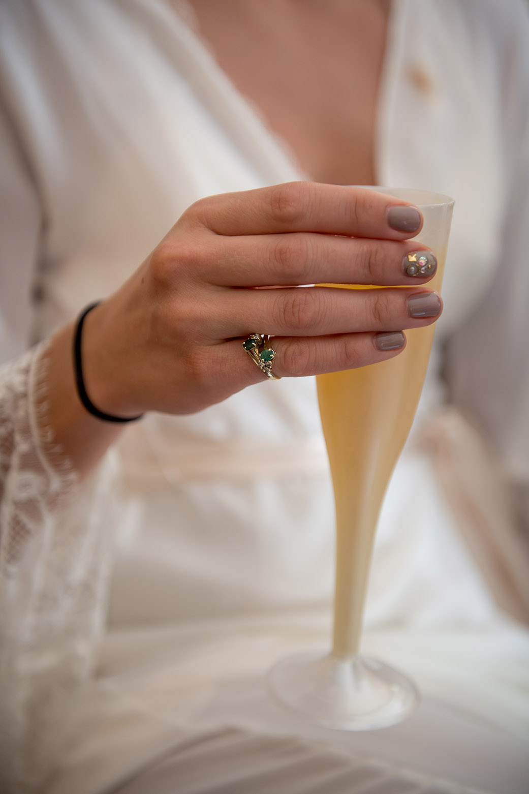 Catskills Mountain Bohemian Wedding - Custom by Nicole Photography