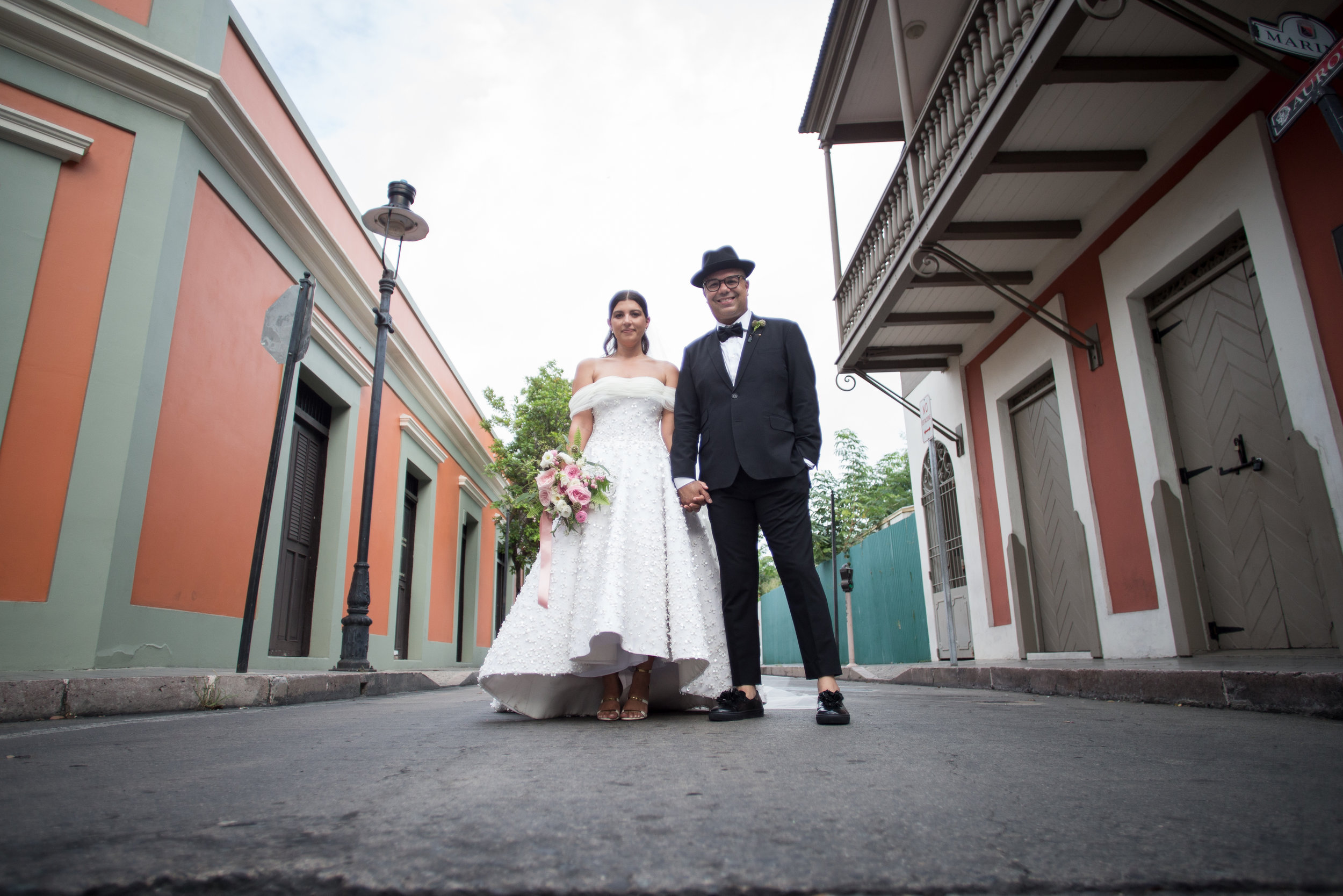 An Antiguo Casino de Ponce, Puerto Rico Wedding