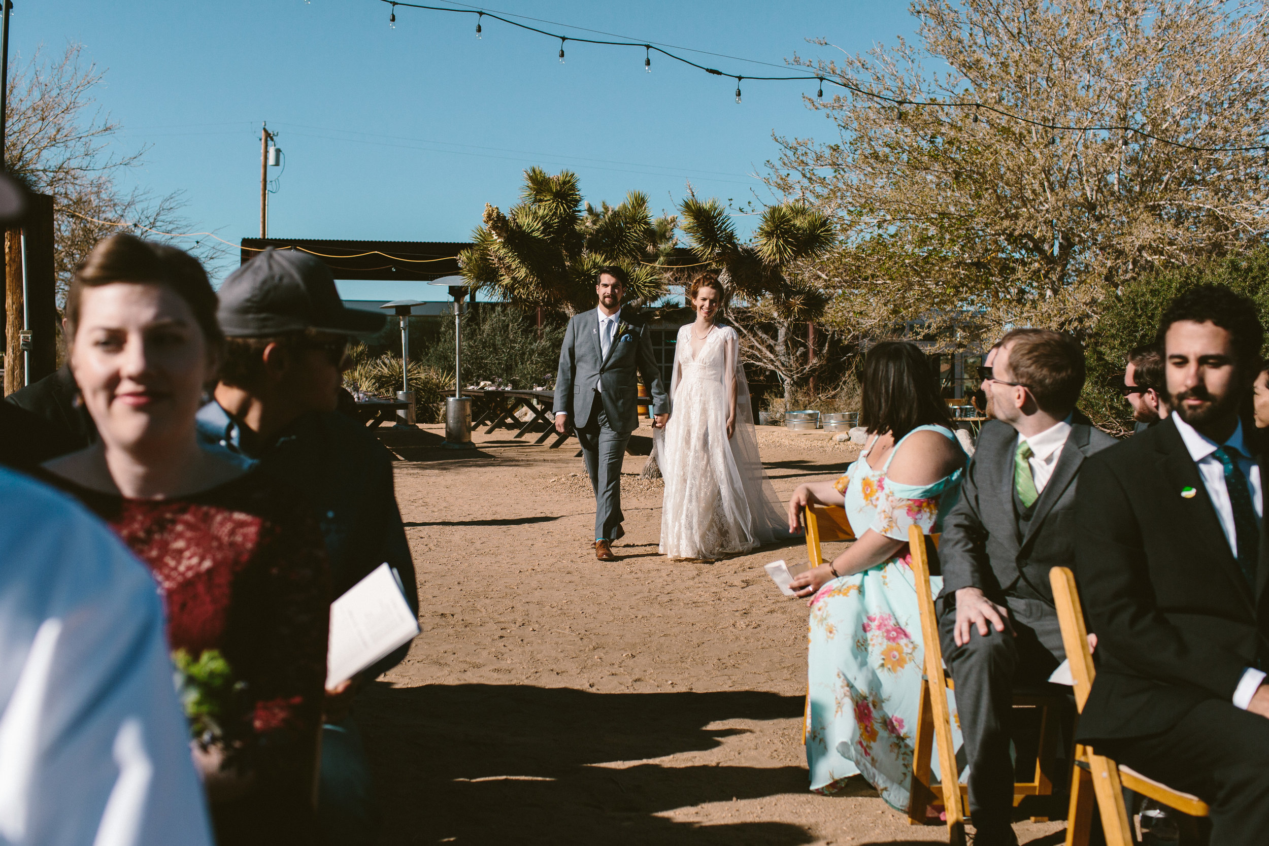 A Rimrock Ranch Bohemian Wedding (with baby goats!) - Westlund Photography