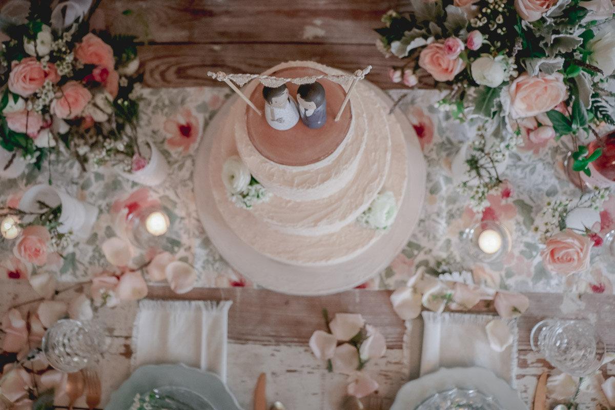 Chesapeake, Virginia Wedding Styled Shoot - Tashena Shaw Photography -- Wedding Blog-The Overwhelmed Bride