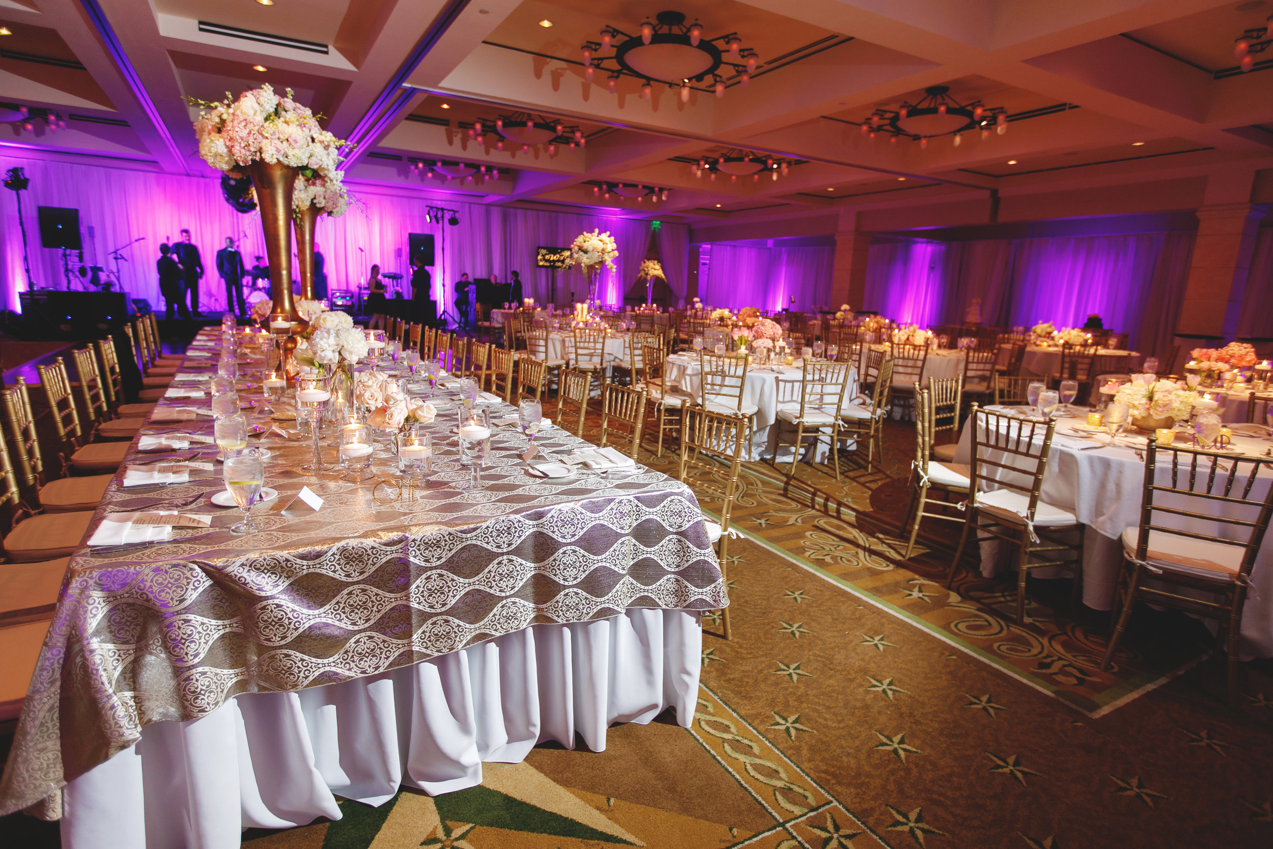 A Glamorous New Year's Eve Black Tie Wedding - Diana Lott Photography -- Wedding Blog-The Overwhelmed Bride