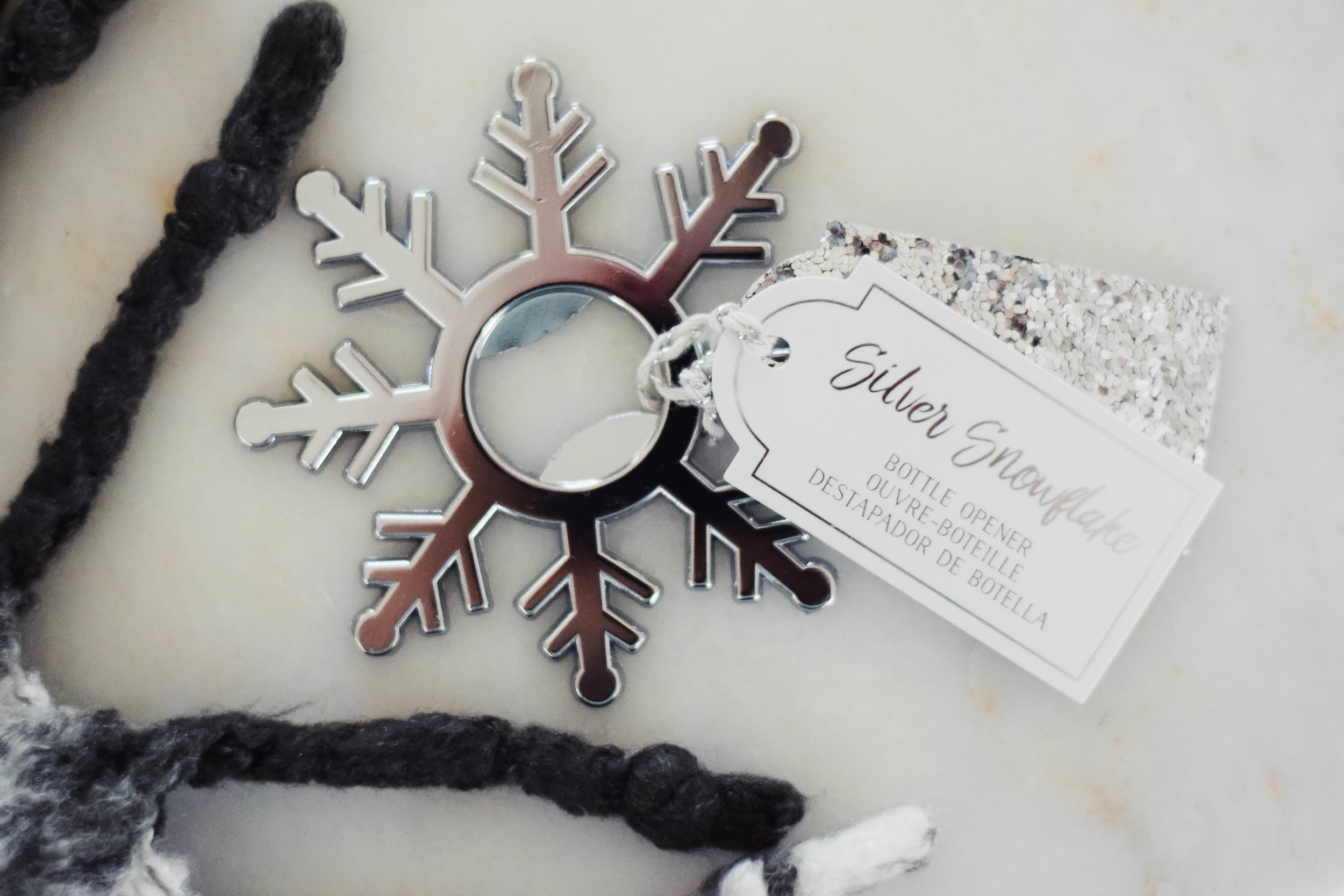 Winter Wedding Ideas - Winter Wedding Favors - Kate Aspen -- Wedding Blog-The Overwhelmed Bride