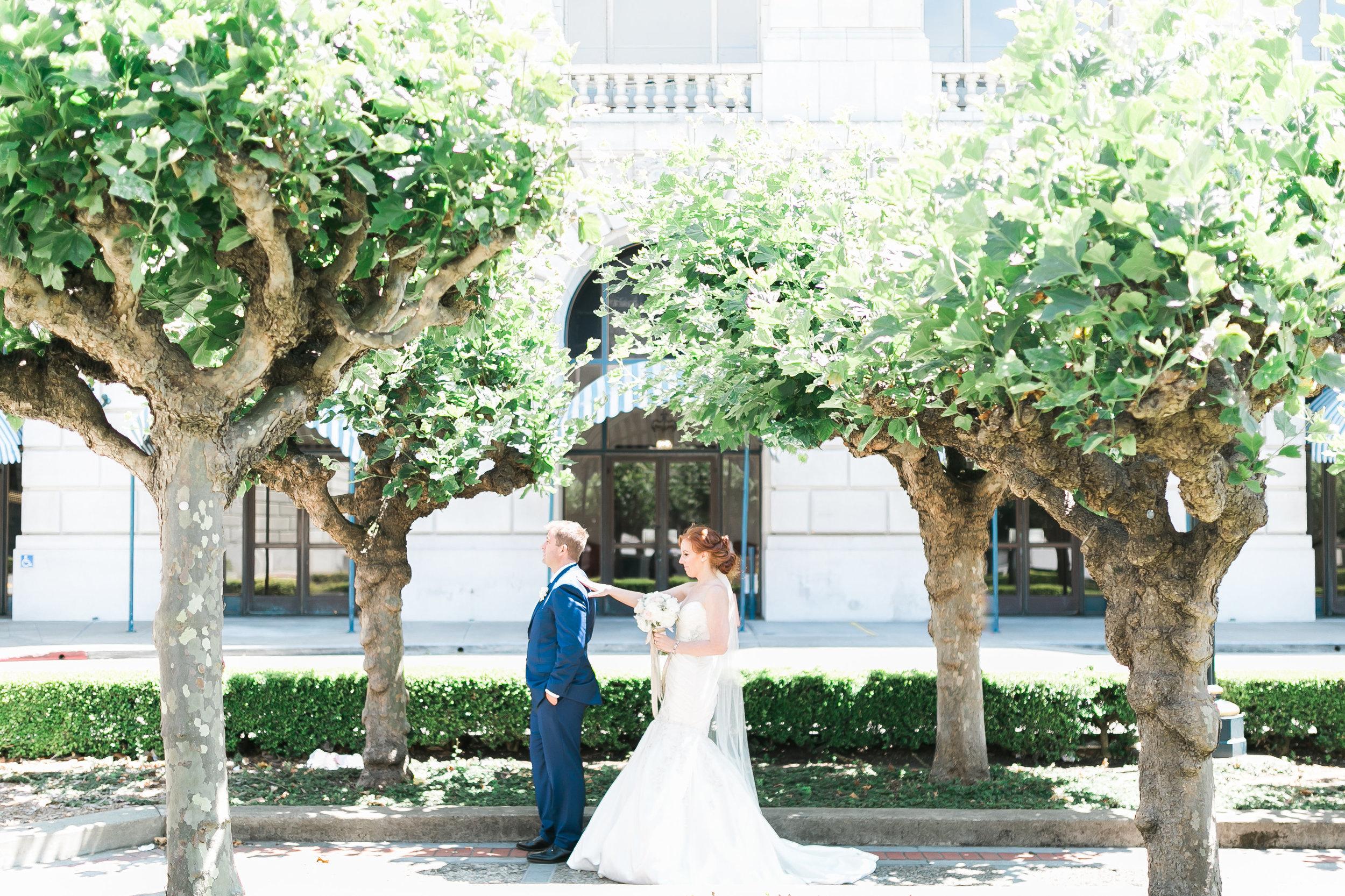 An Intimate San Francisco City Hall Wedding - J.Anne Photography -- Wedding Blog - The Overwhelmed Bride