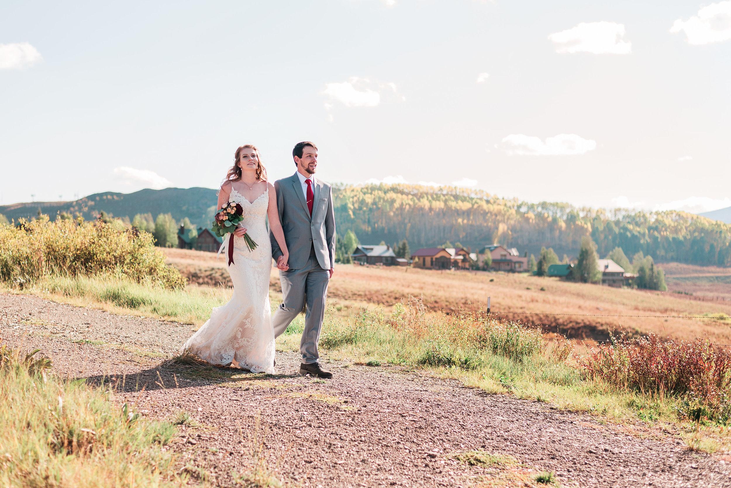 A Mount Crested Butte Colorado Wedding - Amanda Matila Photography Colorado Wedding Photographer -- Wedding Blog-The Overwhelmed Bride