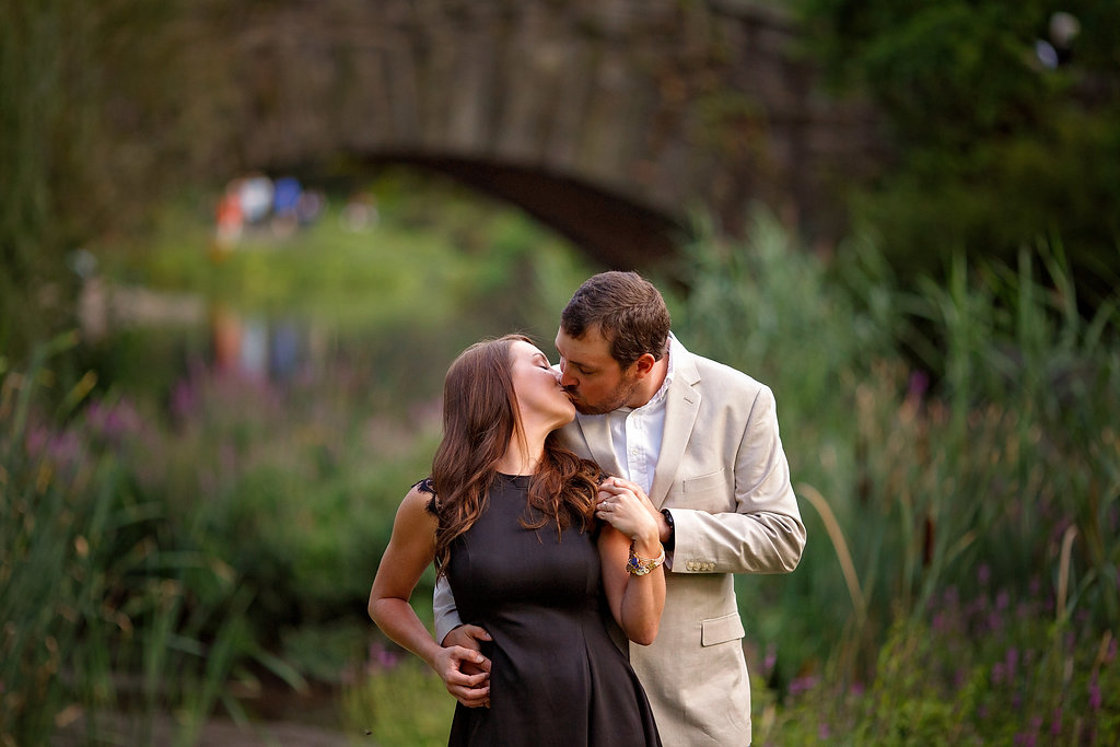A Central Park Proposal - Ideas for Proposing to Girlfriends Daughter - Cory Lee Photography -- Wedding Blog - The Overwhelmed Bride