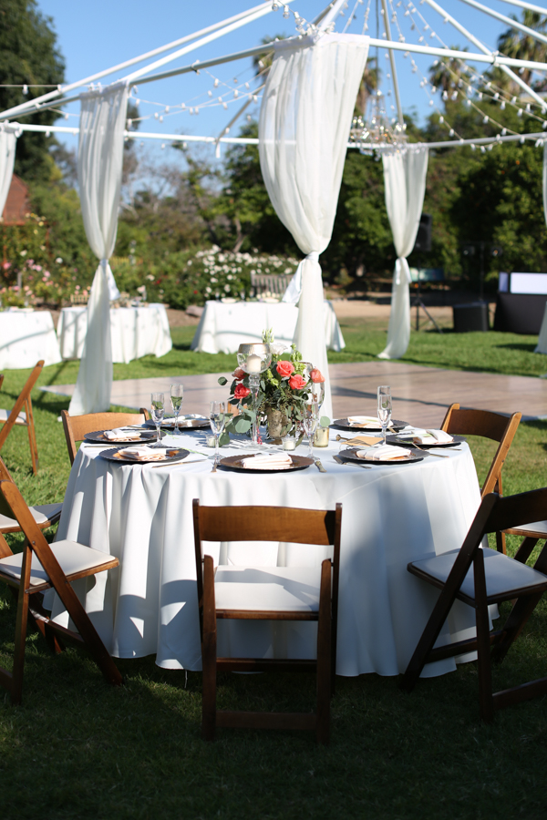 A Vibrant Fullerton Arboretum Wedding - Green + Peach Irish Wedding - Melissa McClure Photography -- Wedding Blog - The Overwhelmed Bride