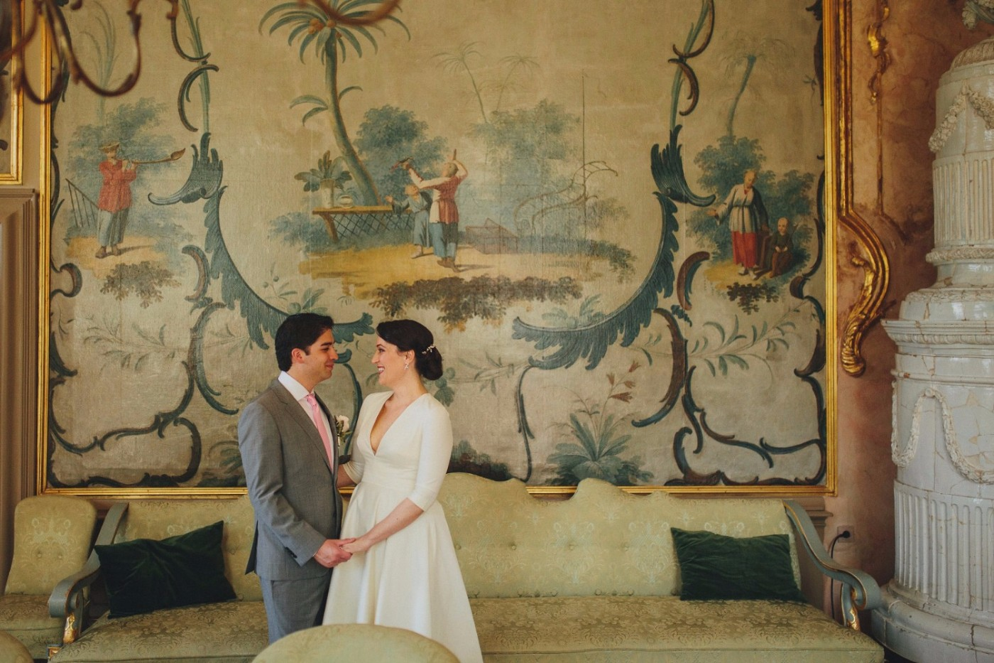 A Salzburg, Austria Castle Wedding -- Wedding Blog - The Overwhelmed Bride