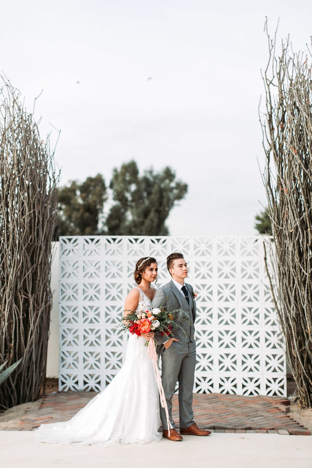 Tercero by Aldea Weddings - Glendale, Arizona Wedding Venue -- Wedding Inspiration - The Overwhelmed Bride