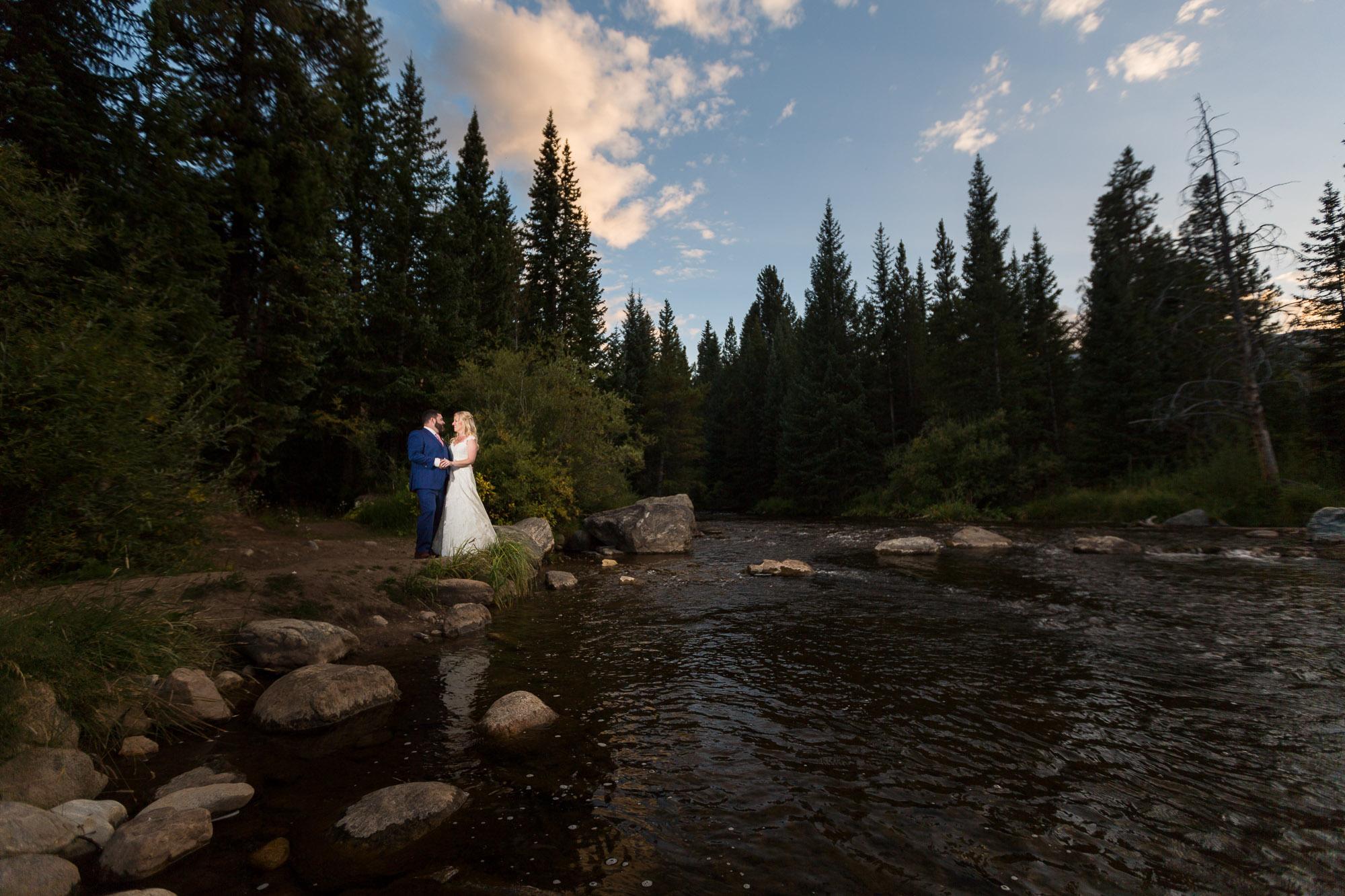 Main Street Station Breckenridge, Colorado Wedding -- Gorgeous Wedding Photos - The Overwhelmed Bride
