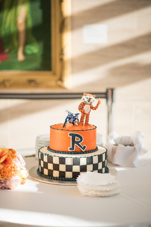 Auburn Goom's Cake