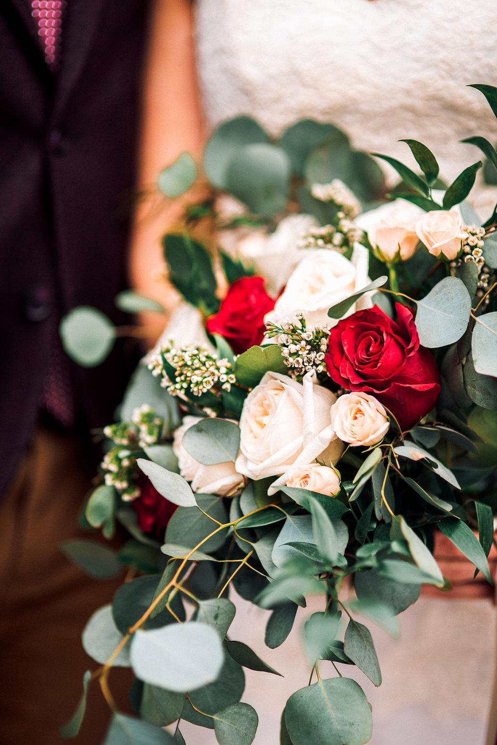 Boho Wedding Inspiration - Burgundy and Gold Wedding - Ontario, Canada Wedding Photographer