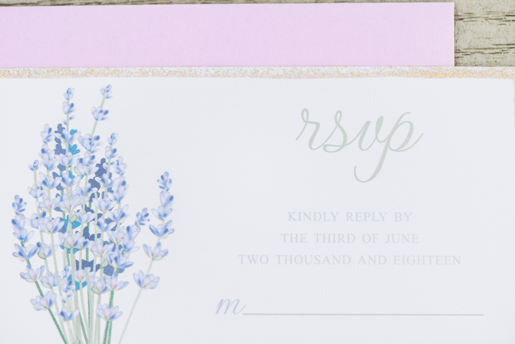 A Vintage French Lavender Field Wedding -- Wedding Inspiration - The Overwhelmed Bride