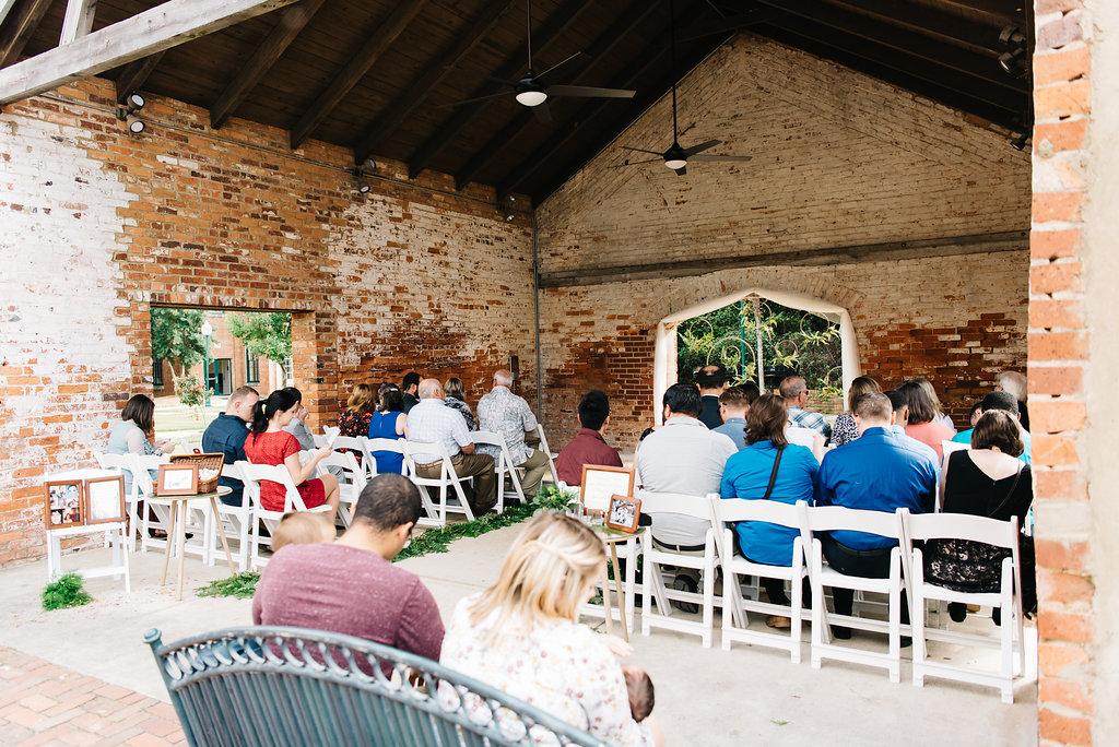 DIY Wedding - Augusta, Georgia Wedding -- Enterprise Mill Wedding