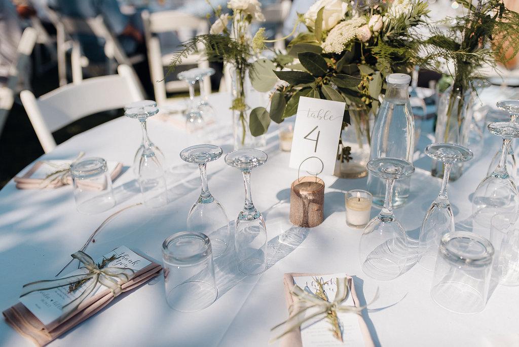 Southern California Backyard Wedding -- Orange, CA Wedding Photographer -- The Overwhelmed Bride