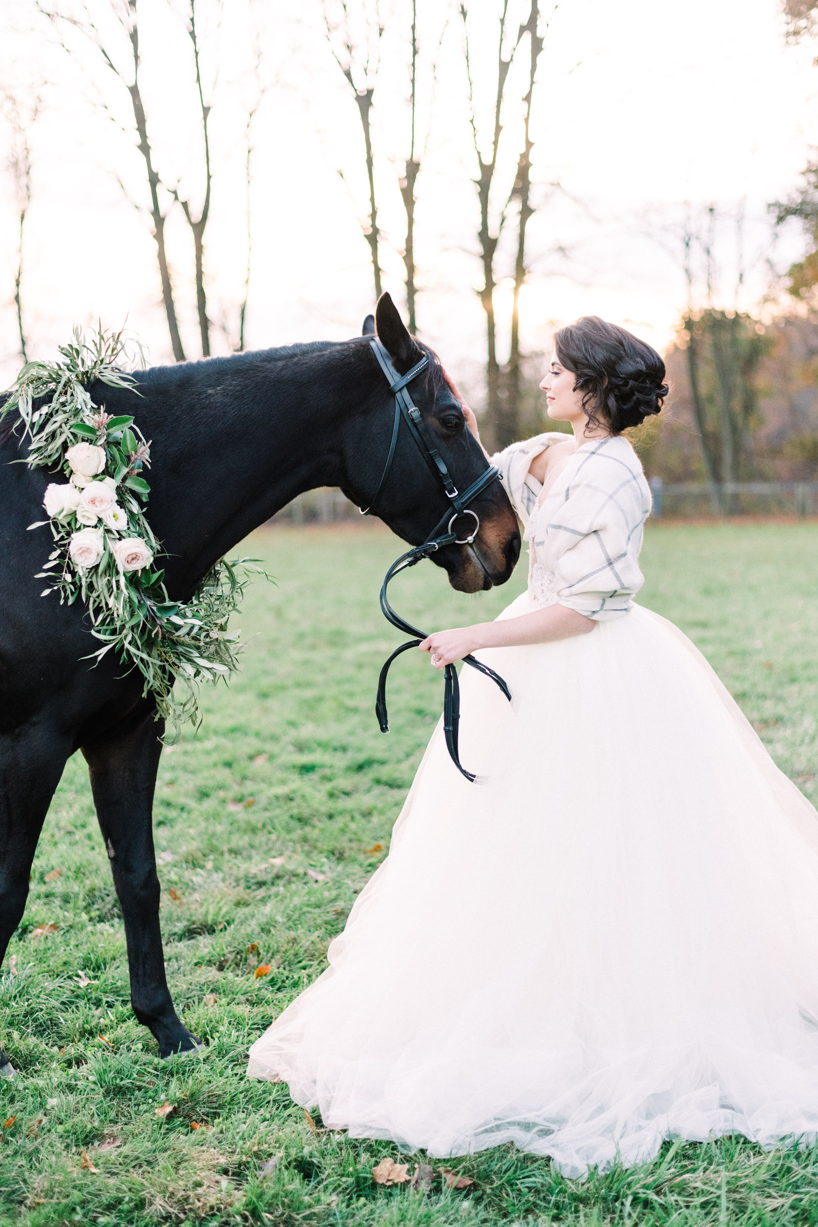 Gorgeous Wedding Photos - Pennsylvania Private Estate Wedding