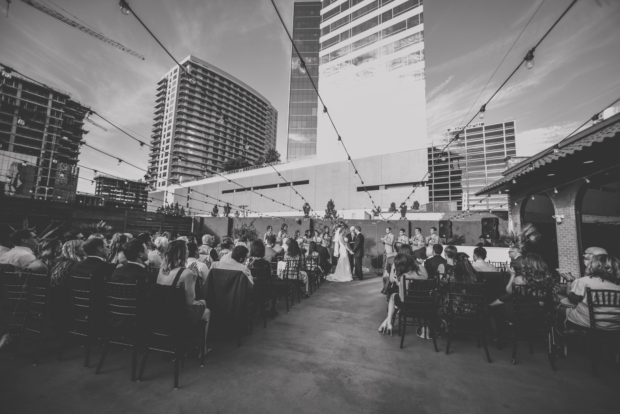 Downtown Dallas Wedding Venue - El Fenix Wedding