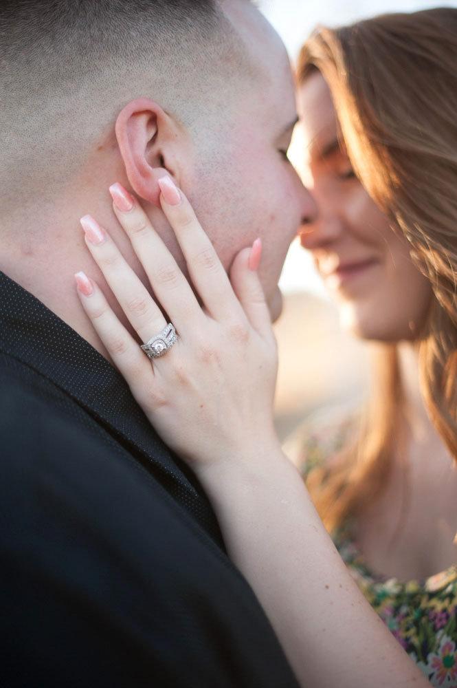 Mountain Engagement Photos - Southern California Wedding Photographer