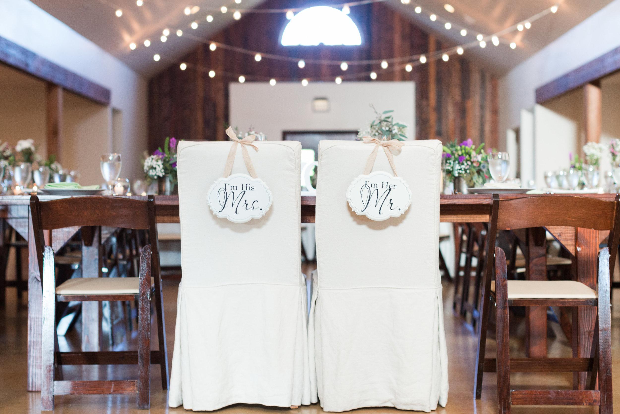 Gorgeous Rustic Wedding Decor - Heritage House Wedding - Georgetown, Texas Wedding Venue