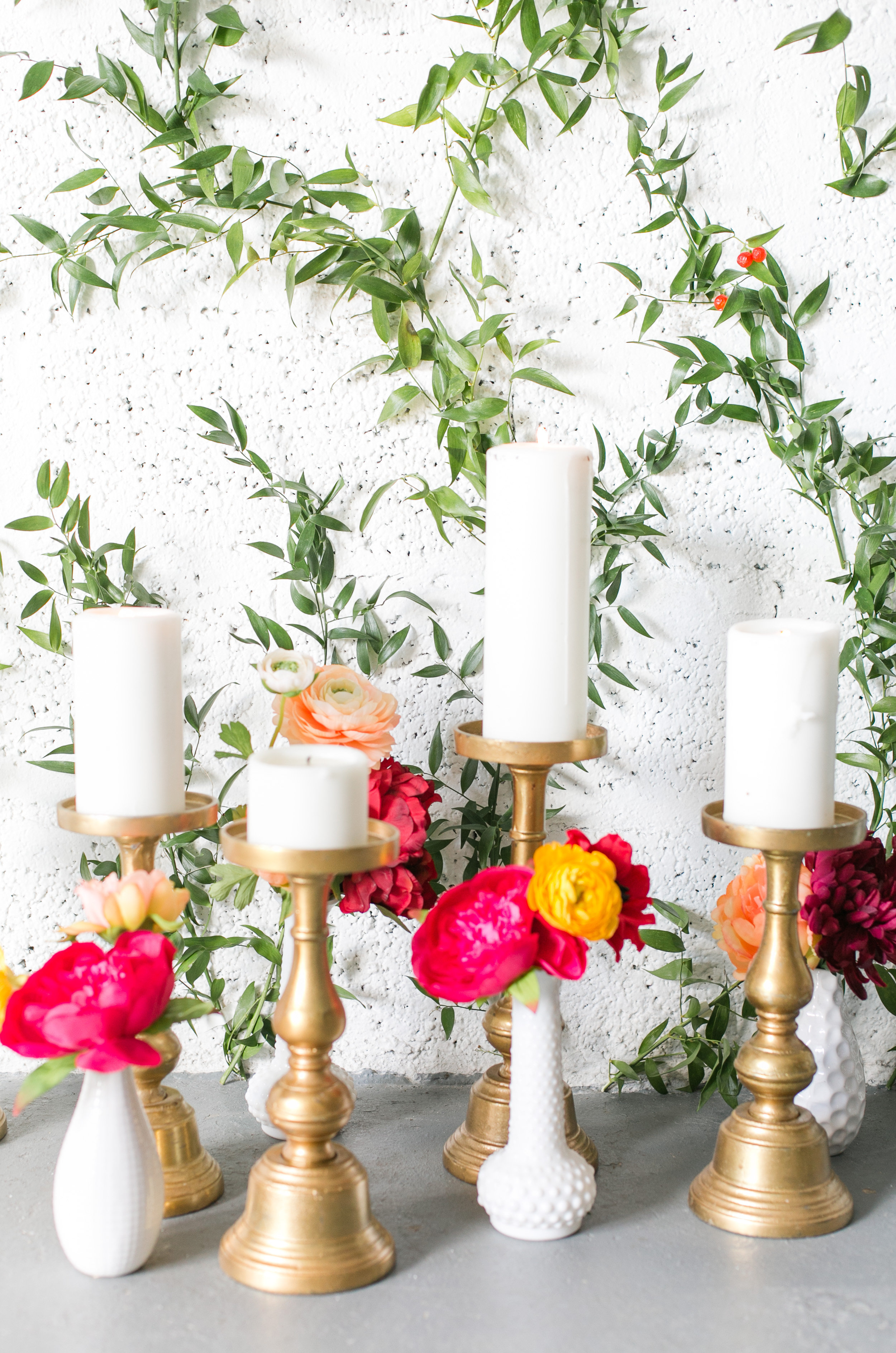 Industrial Wedding Decor Ideas