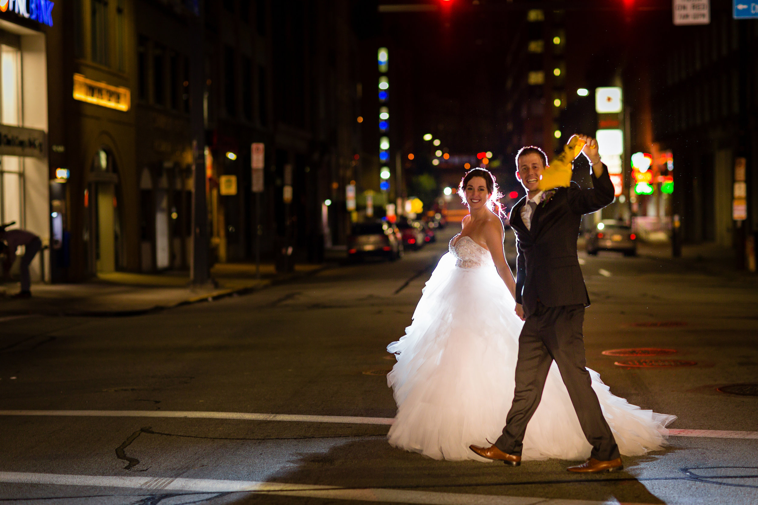 Gorgeous Wedding Photos - Pittsburgh Wedding Venue - Duquesne University Wedding