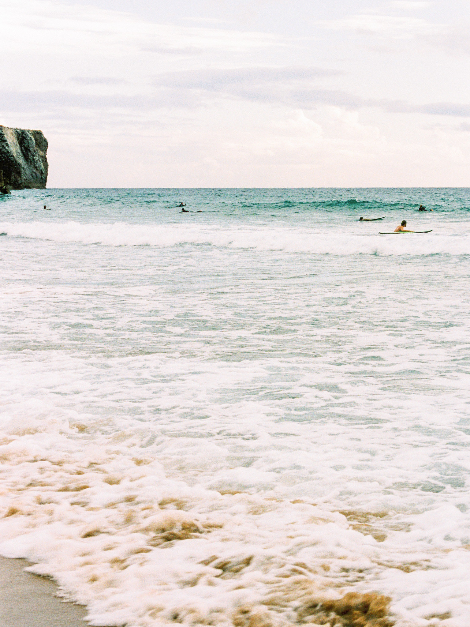 Algarve, Portugal Beach Engagement Photos
