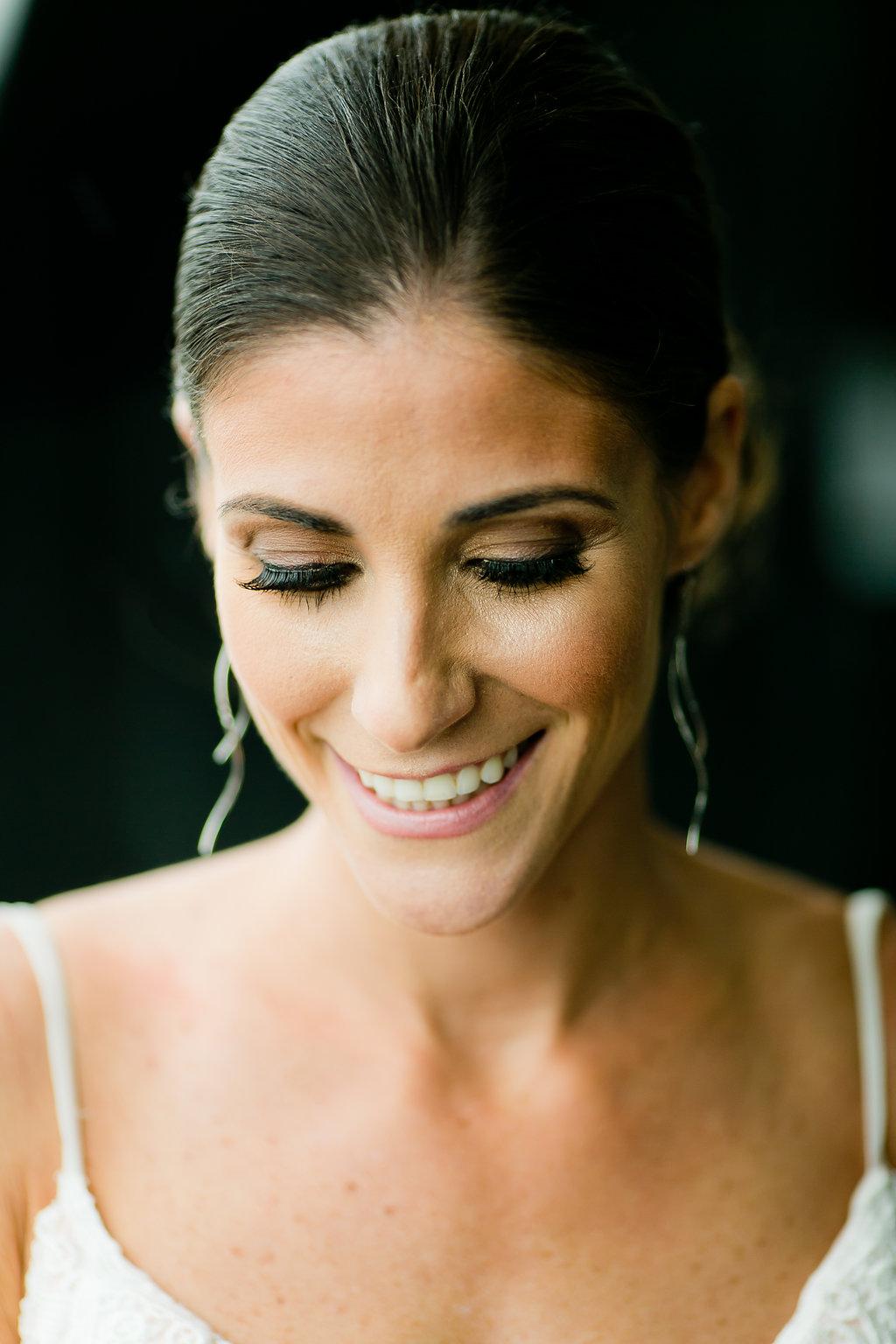 Gorgeous Wedding Makeup - Yacht Wedding Venues