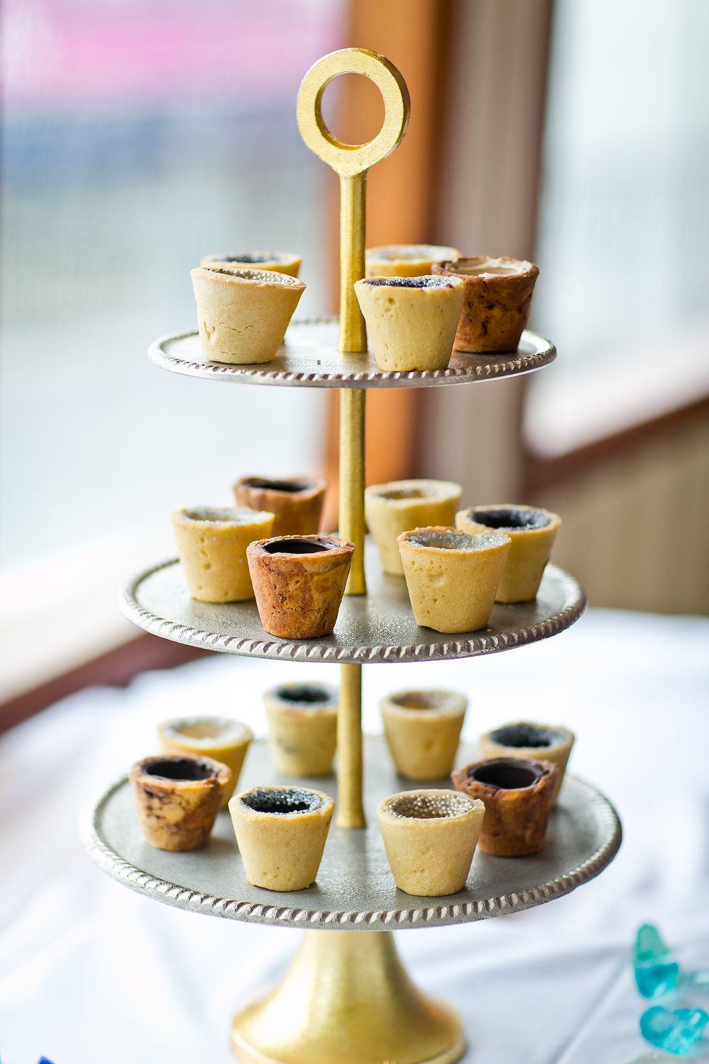 Wedding Dessert Buffet - Yacht Wedding Venues