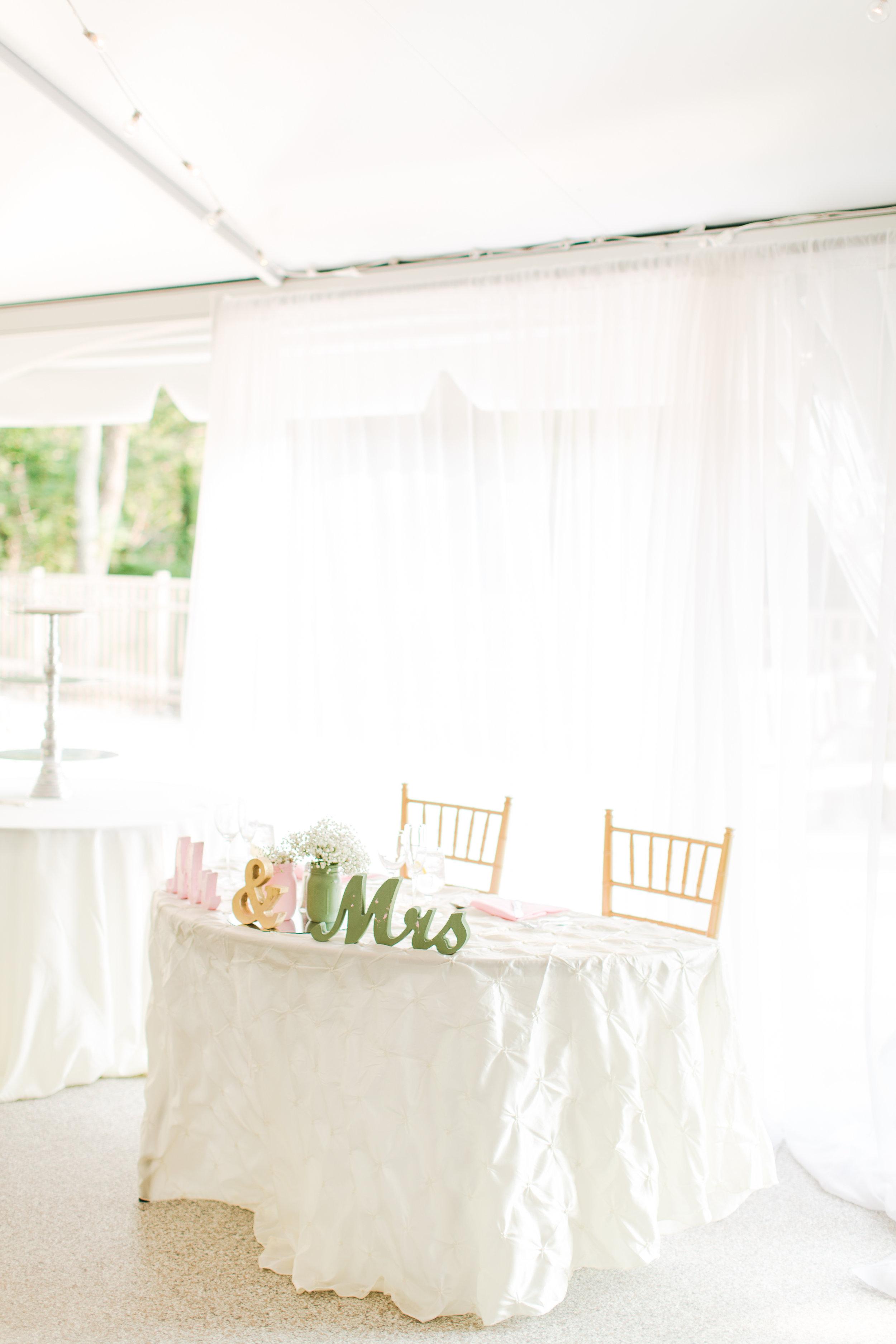 Gorgeous Tent Wedding Receptions - West Virginia Wedding Photographer - Wedding Venue