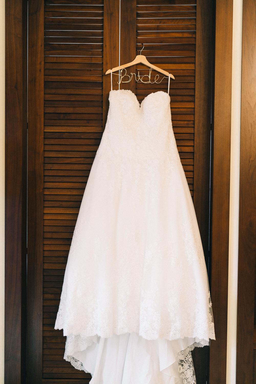 Gorgeous Wedding Dresses - An Intimate Ritz Carlton Dubai Wedding