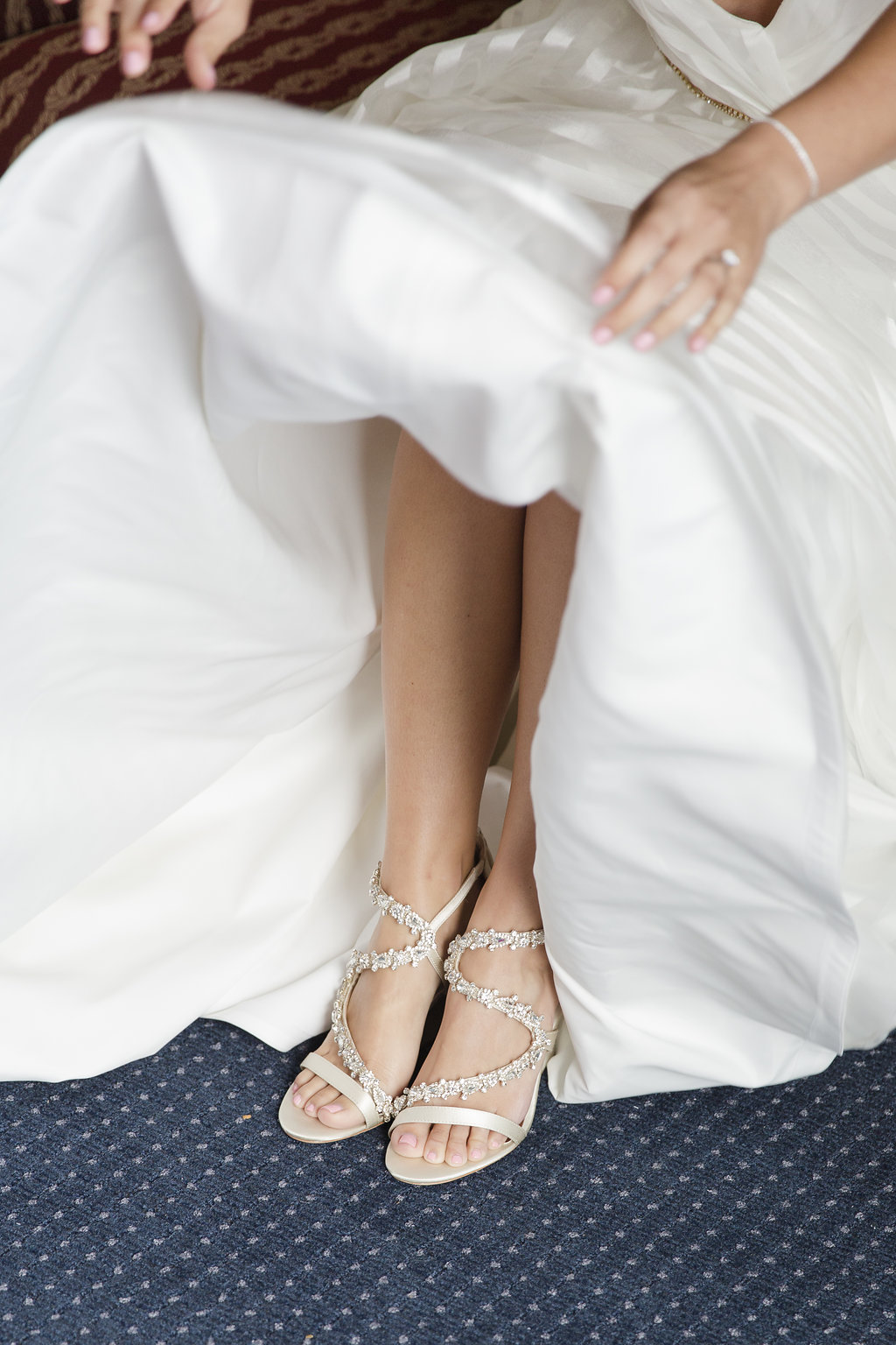 Hailey Paige wedding Dress - Sheboygan Town & Country Golf Club Wedding - Wisconsin Wedding