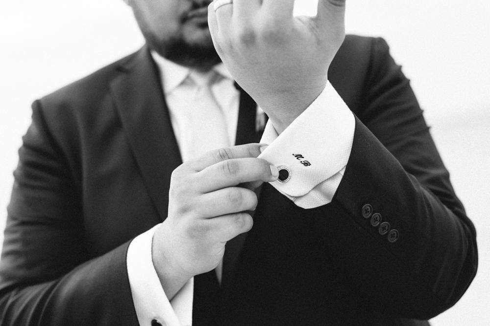 Unique Grooms Gifts - An Intimate Ritz Carlton Dubai Wedding