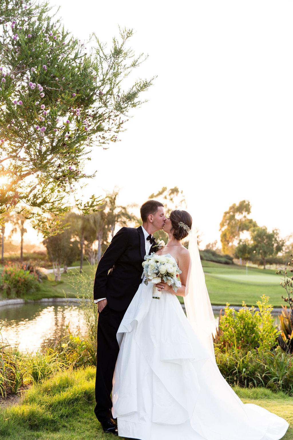 Gorgeous Wedding Photos - Gorgeous Seal Beach Wedding Venue - Old Country Club Wedding