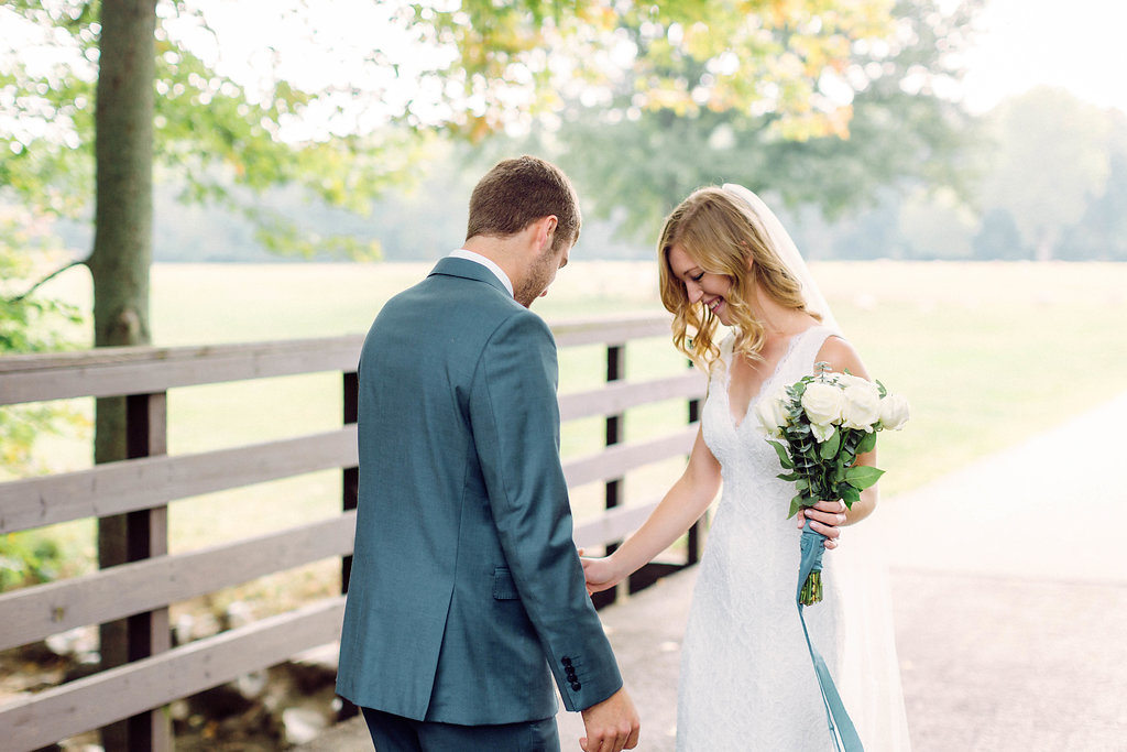 Gorgeous Wedding Photos -- Grand Rapids, Michigan Wedding