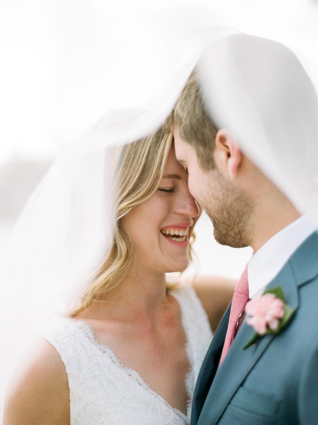 Gorgeous Wedding Photos -- Grand Rapids, Michigan Wedding