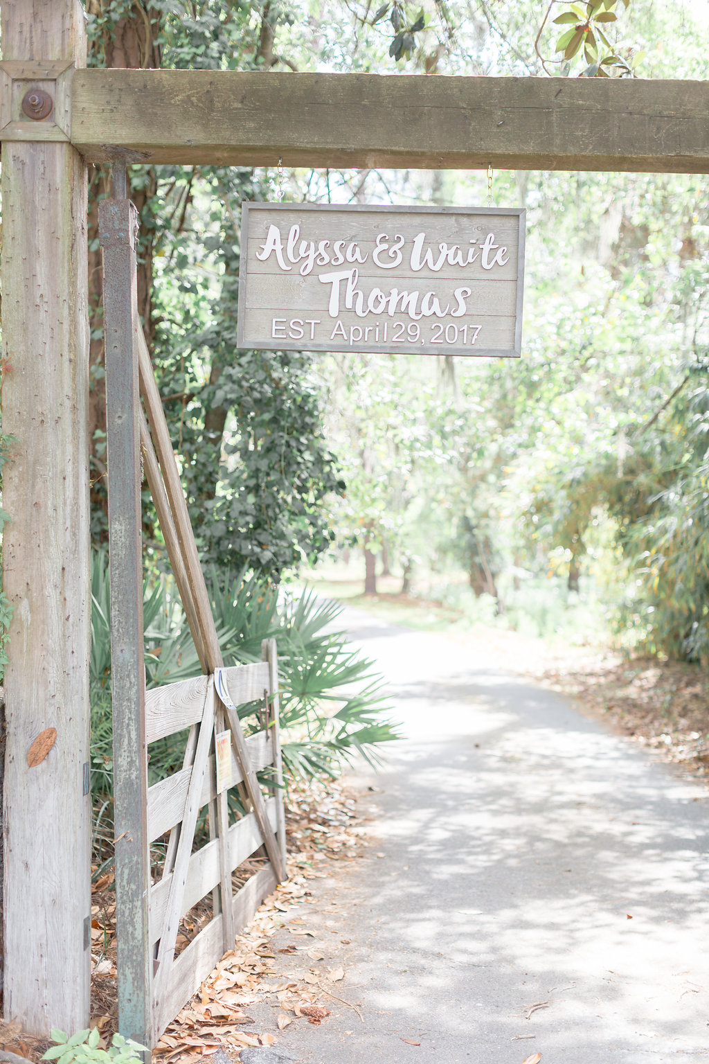 Musgrove Plantation Georgia Wedding Venue