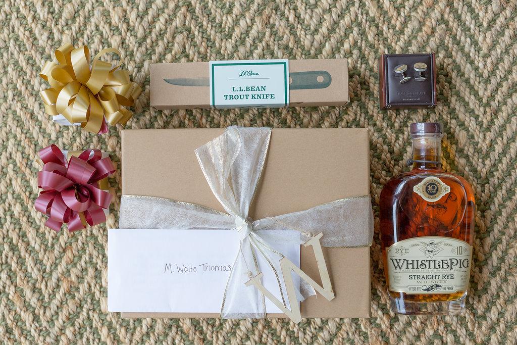 Groomsman Gift Ideas - Musgrove Plantation Georgia Wedding Venue