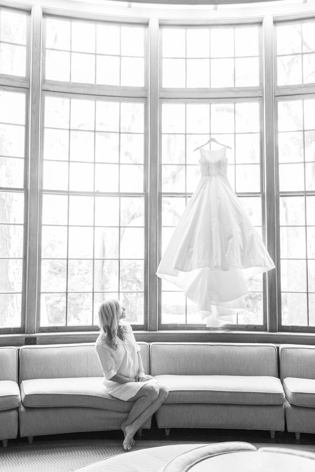 Gorgeous Simple Wedding Dresses - Musgrove Plantation Georgia Wedding Venue