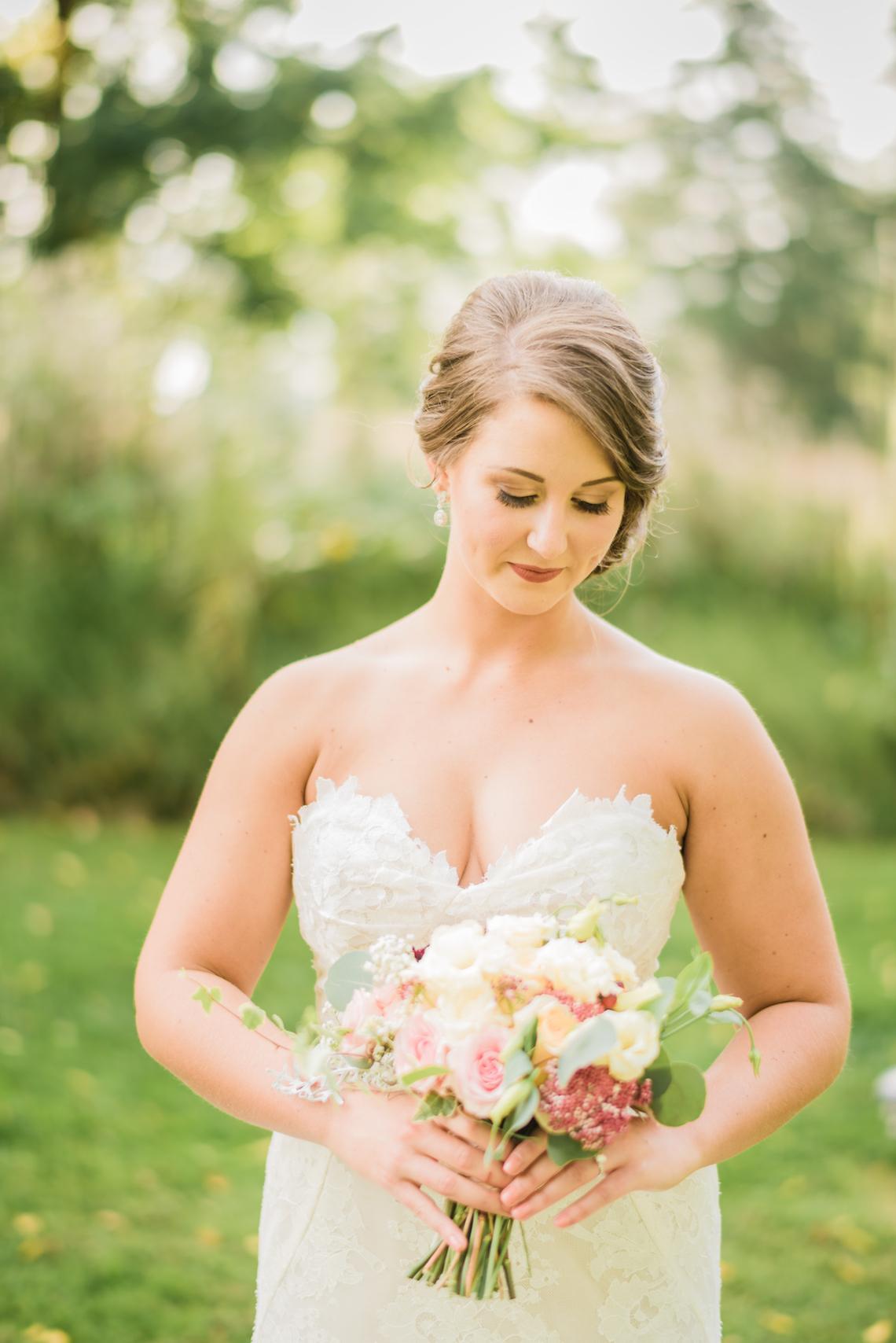 Gorgeous Mermaid Wedding Dress - A Philander Chase Knox Estate Pennsylvania Wedding