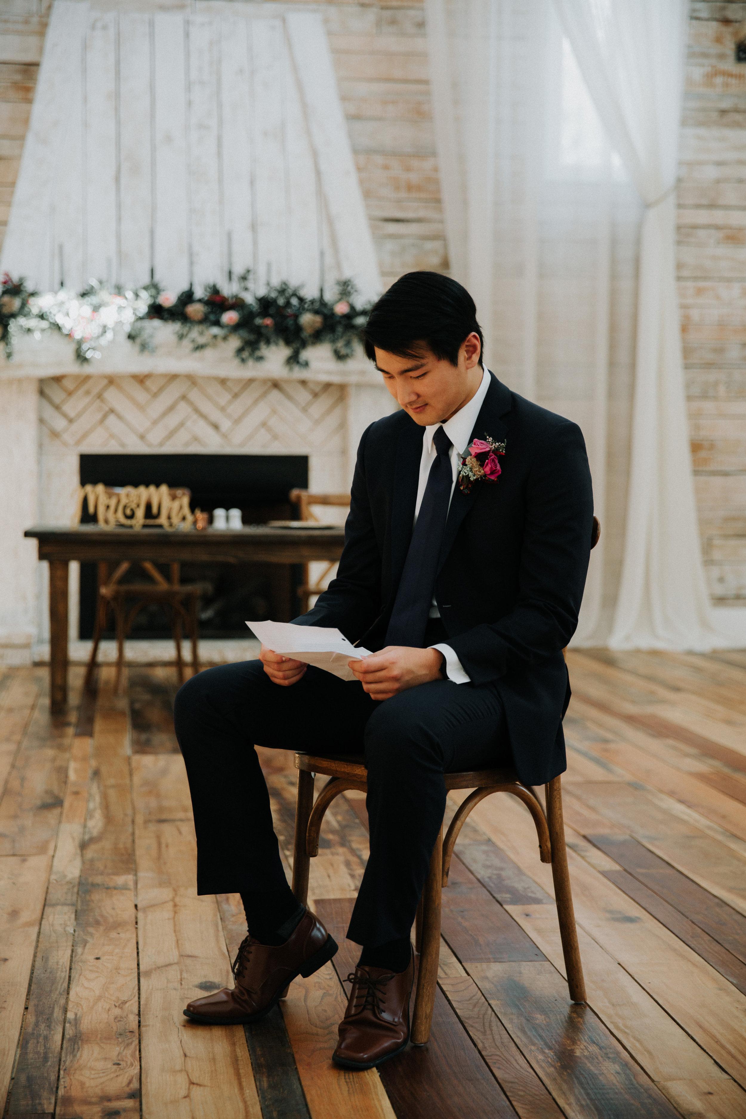 Athens, Tennesee Barn Wedding -- The Overwhelmed Bride Wedding Blog