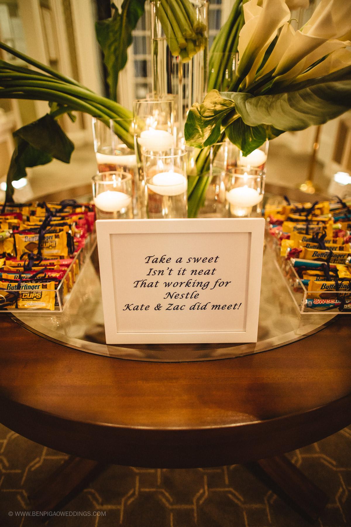 Unique Guest Book Ideas - Portland, Oregon Waverley Country Club Wedding