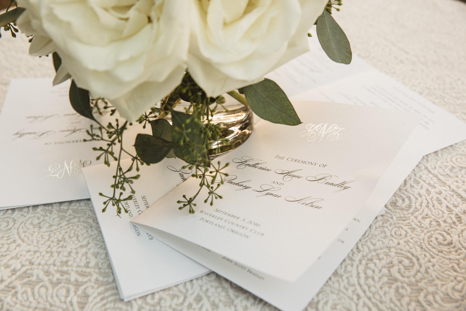 Gorgeous Wedding Photos - Portland, Oregon Waverley Country Club Wedding