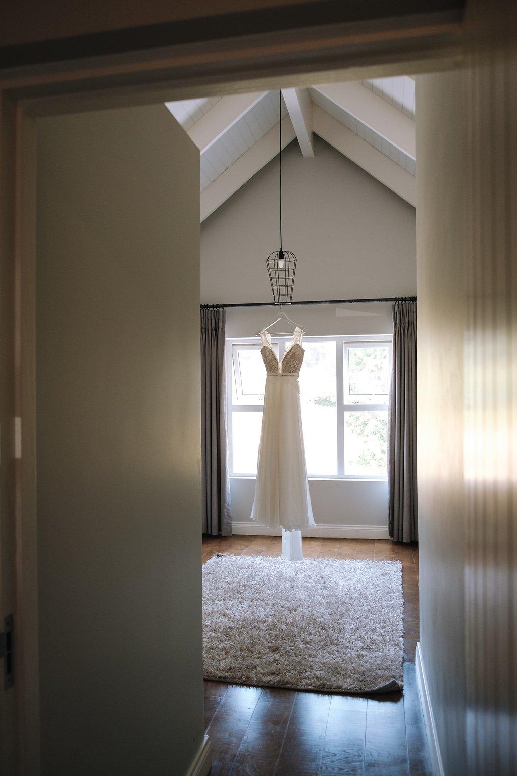 Gorgeous Wedding Dress Photos - Farm-Forest Wedding - The Overwhelmed Bride Wedding Blog