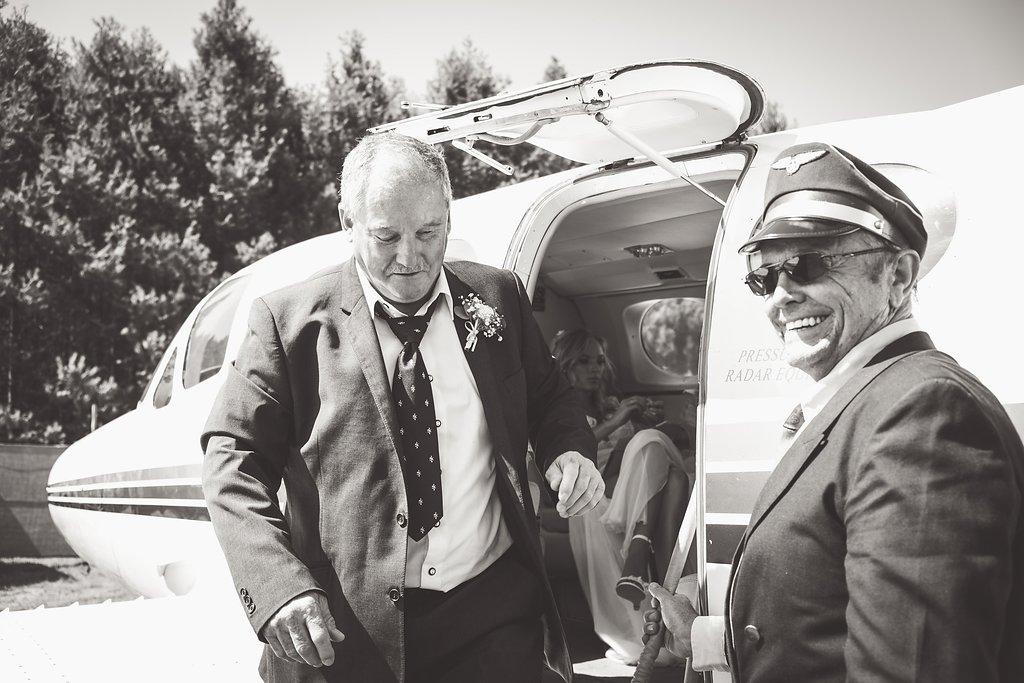 Unique Wedding Ideas - Farm-Forest Wedding - The Overwhelmed Bride Wedding Blog