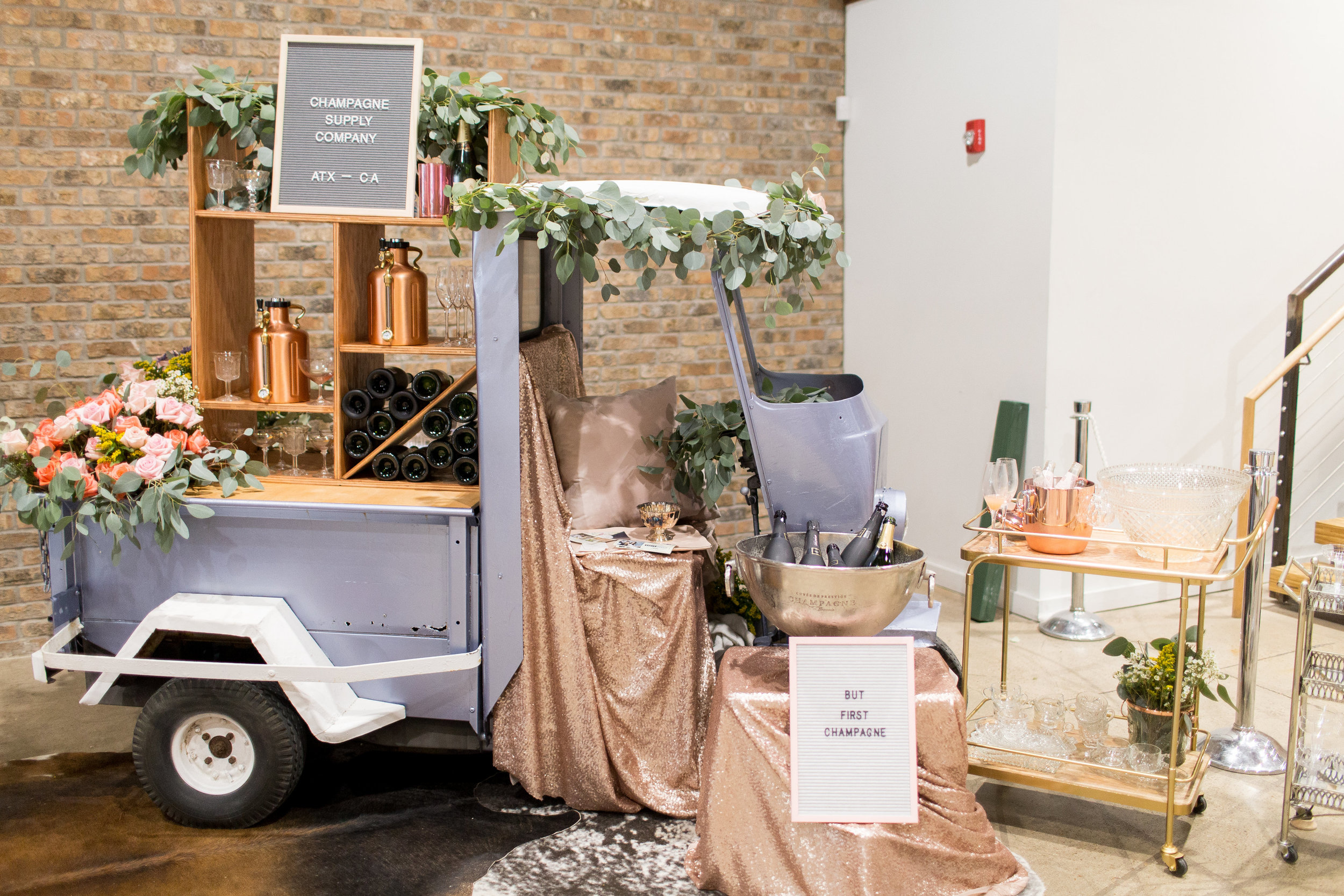 The Swoon Event - New Orleans Wedding-Bridal Show