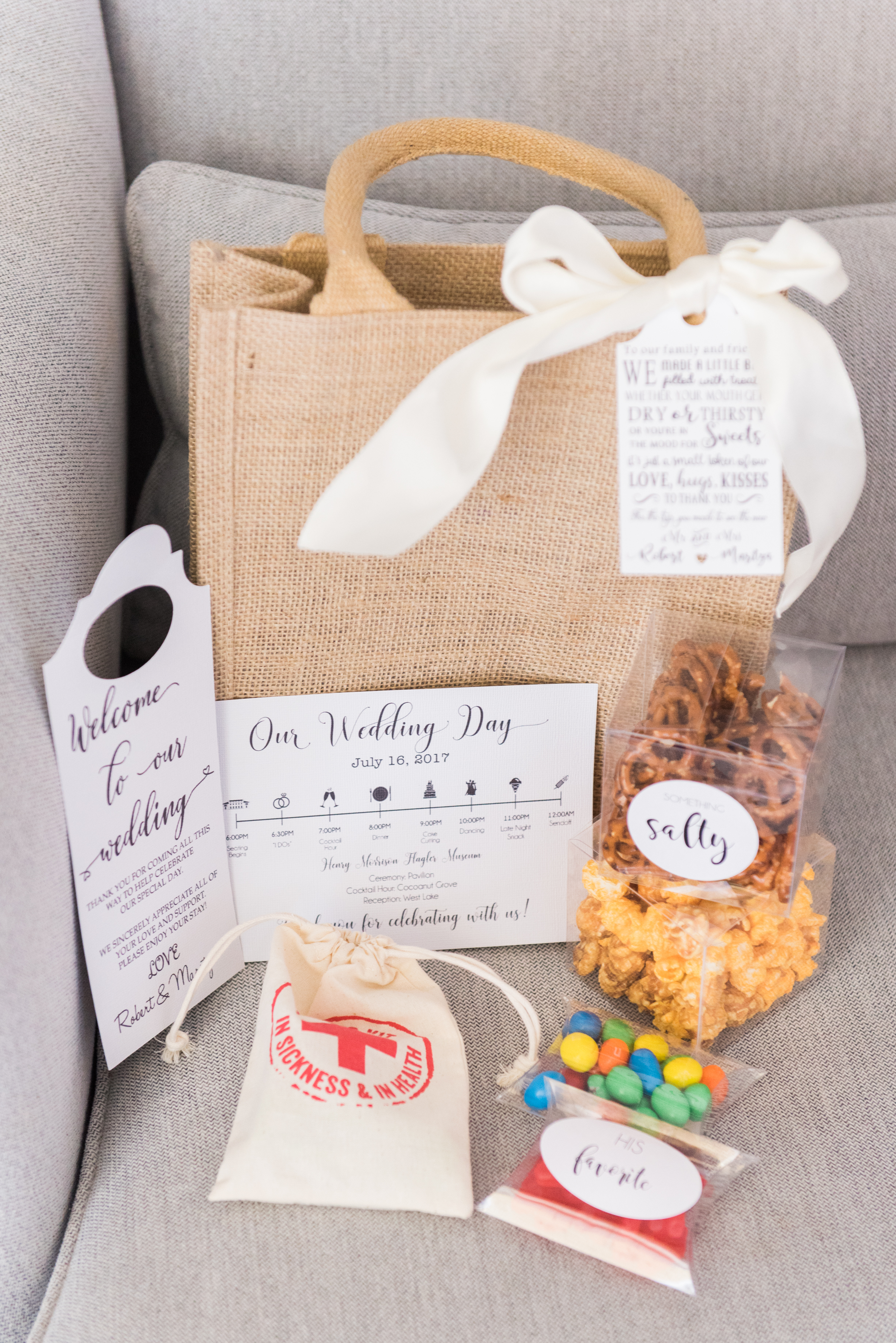 Bridesmaid Gift Ideas - Flagler Museum Palm Beach Wedding Venue - The Overwhelmed Bride Wedding Blog