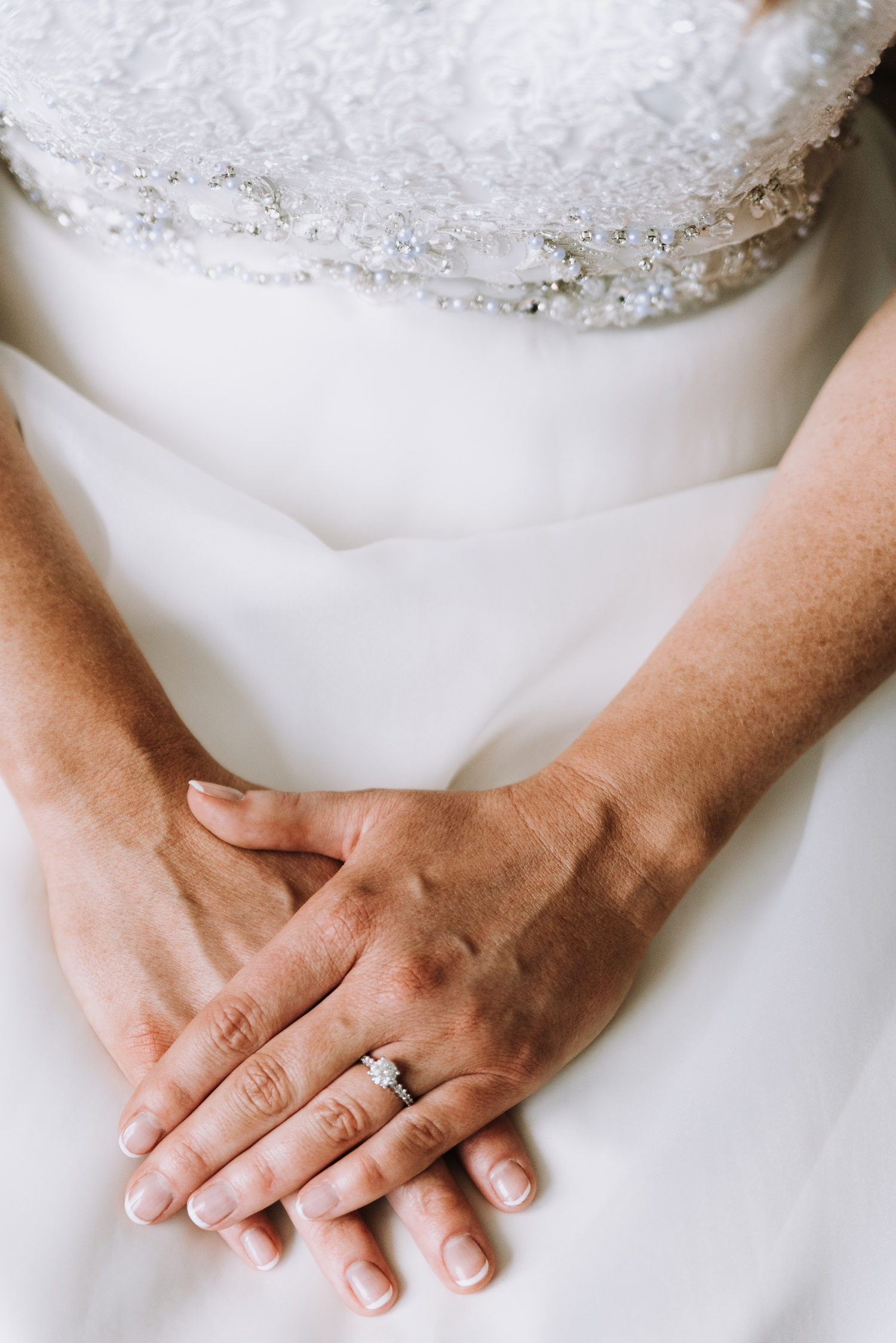Gorgeous Engagement Rings - Classic Indianapolis Wedding - Canal 337 Wedding - The Overwhelmed Bride Wedding Blog